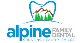 Alpine Family Dental Logo